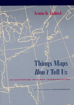Things Maps Don't Tell Us: An Adventure into Map Interpretation