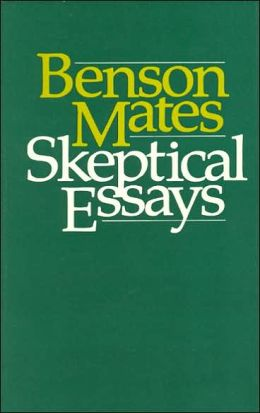 Skeptical Essays