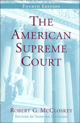 The American Supreme Court (The Chicago History of American Civilization Series)