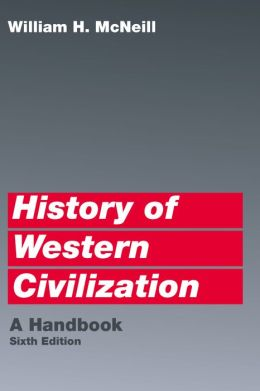 History of Western Civilization: A Handbook