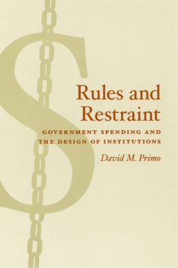 Rules and Restraint: Government Spending and the Design of Institutions