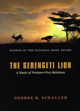 Serengeti Lion: A Study of Predator-Prey Relations