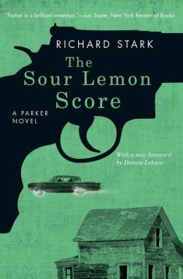 The Sour Lemon Score (Parker Series #12)