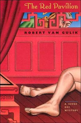 The Red Pavilion (Judge Dee Series)