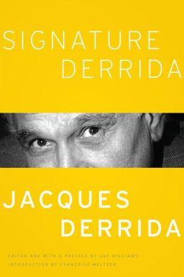 Signature Derrida