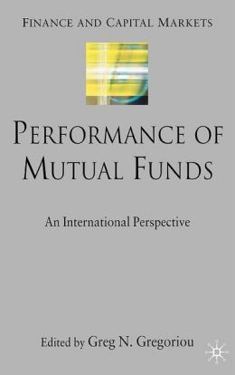 Performance of Mutual Funds: An International Perspective