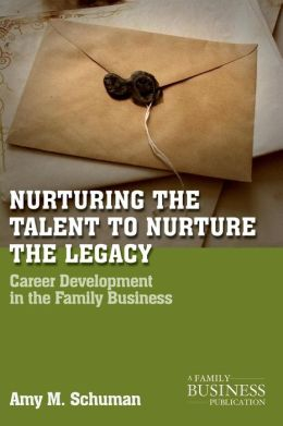 Nurturing the Talent to Nurture the Legacy: Career Development in the Family Business