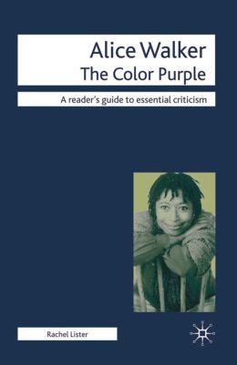the color purple by alice walker Alice walker chose to write the color purple as a series of letters in the spoken  vernacular of the characters this video from alice walker: beauty in truth.