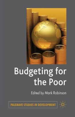 Budgeting for the Poor