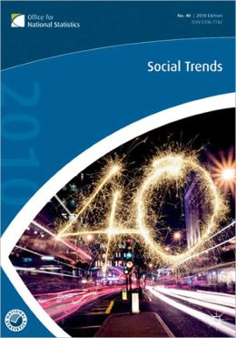 Social Trends (40th Edition)
