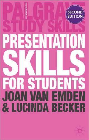 Presentation Skills for Students