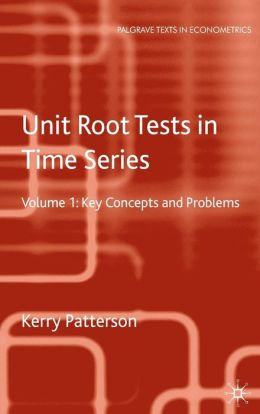 Unit Root Tests in Time Series Volume 2: Extensions and Developments