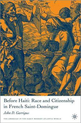 Before Haiti