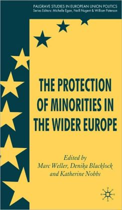 The Protection Of Minorities In The Wider Europe