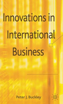 Innovations in International Business
