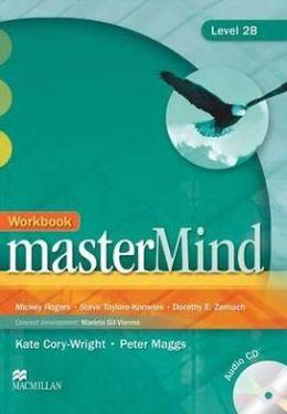 MasterMind 2 Workbook & CD B