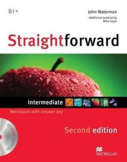 Straightforward Intermediate Level: Workbook with Key + CD