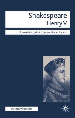 Shakespeare - Henry V