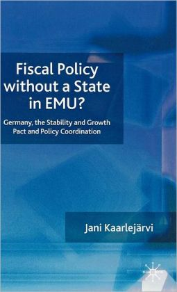 Fiscal Policy Without a State in Emu?