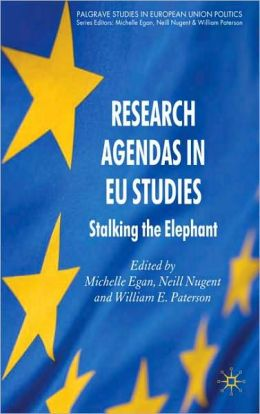 Research Agendas in EU Studies: Stalking the Elephant