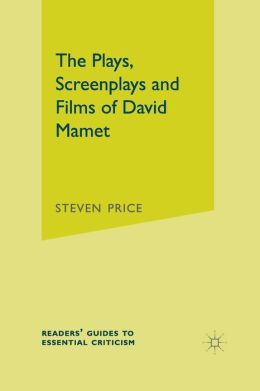 Plays, Screenplays and Films of David Mamet