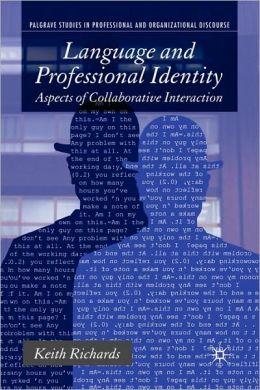 Language And Professional Identity