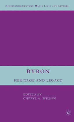 Byron: Heritage and Legacy