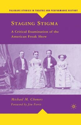 Staging Stigma