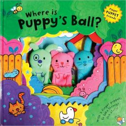 Where Is Puppy's Ball?