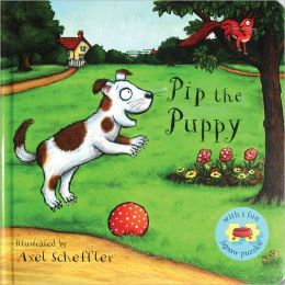 Pip the Puppy: Jigsaw Puzzle Book