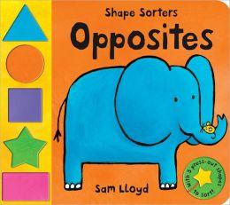 Shape Sorters: Opposites