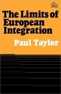 The Limits Of European Integration