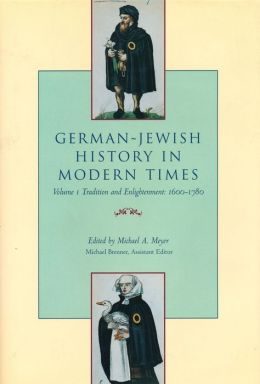 German-Jewish History in Modern Times