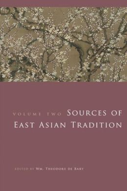 Sources of East Asian Tradition: The Modern Period