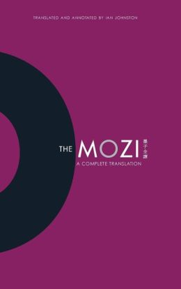 The Mozi: A Complete Translation
