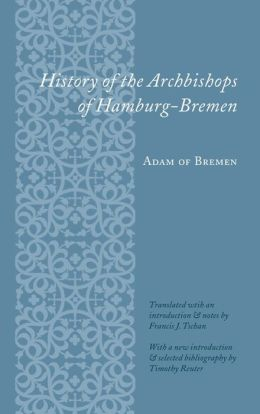 History of the Archbishops of Hamburg-Bremen