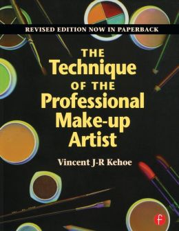 The Technique of the Professional Make-Up Artist