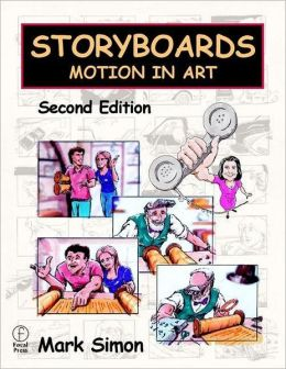 Storyboards: Motion In Art