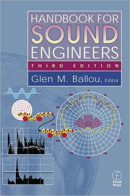 Handbook for Sound Engineers