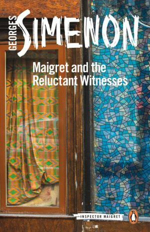 Book Maigret and the Reluctant Witnesses