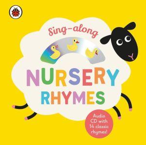 Book Sing-along Nursery Rhymes: CD and Board Book