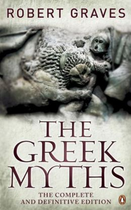 Greek Myths,The: The Complete And Definitive Edition