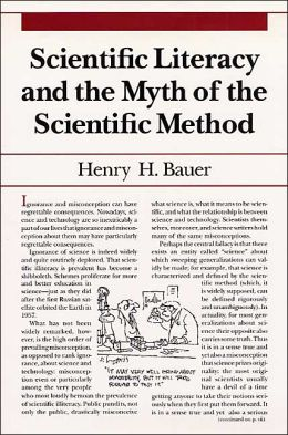 Scientific Literacy and the Myth of the Scientific Method