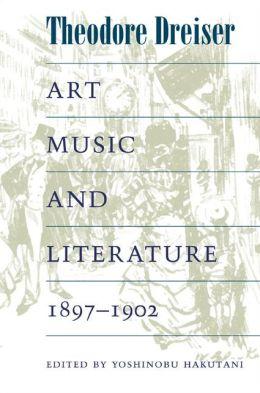 Art, Music, and Literature, 1897-1902