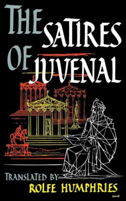Satires Of Juvenal