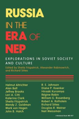 Russia In The Era Of Nep