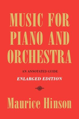 Music For Piano And Orchestra