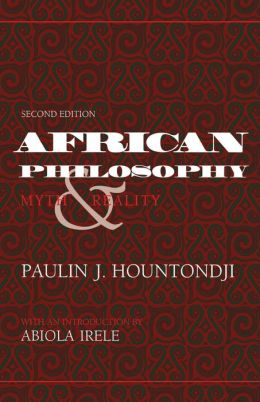 African Philosophy, 2nd Edition