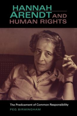 Hannah Arendt & Human Rights