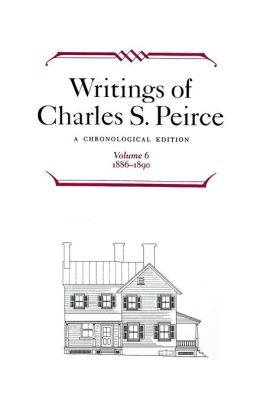 Writings of Charles S. Pierce: A Chronological Edition, 1886-1890